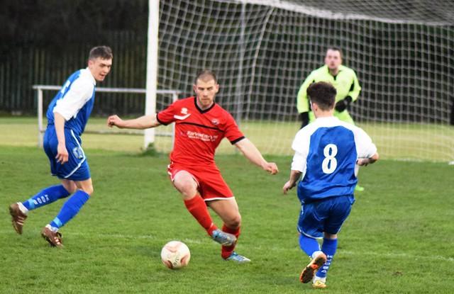 Worsbrough Bridge 0 - 3 AFC Mansfield