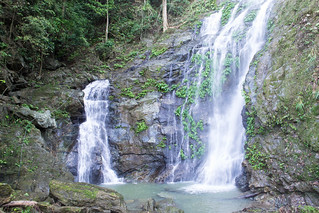 Image of  Tamaraw Falls. waterfall philippines puertogalera tamarawfalls mimaropa