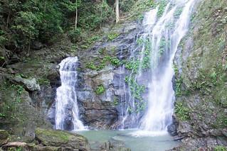 Image of Tamaraw Falls. waterfall philippines puertogalera tamarawfalls mimaropa