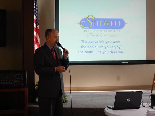 March 16 - Stilwell Retirement Center