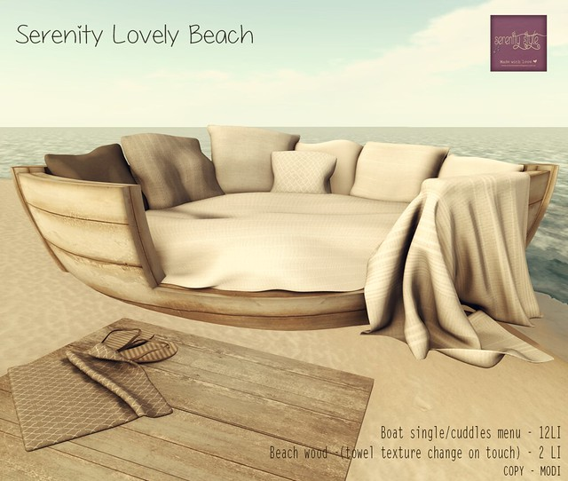 Serenity Style- Lovely Beach set