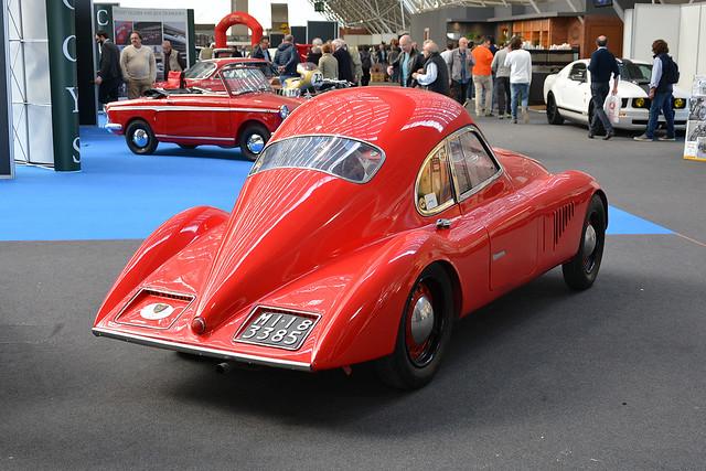 Fiat 508 C by Siata