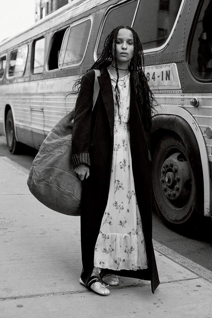Зои Кравиц — Фотосессия для «Teen Vogue» 2016 – 9