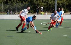 16SHDP025 - Barbarians vs England World Masters Hockey