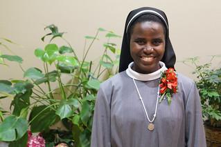 Sister Katherine Final Vows