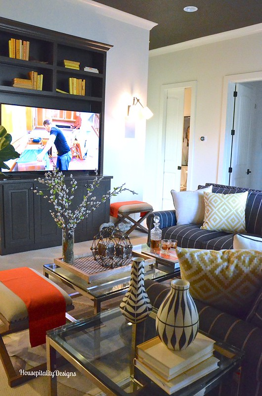 Media Room - 2016 HGTV Smart Home - Housepitality Designs