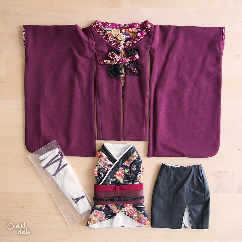 Review: Volks' Pomegranate Kimono