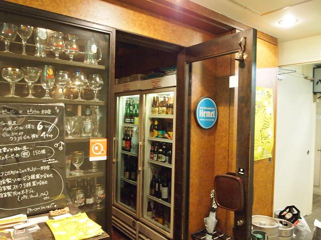 P4141237 ブルゴンディセヘイメル(Bourgondische HEMEL) 渋谷 ベルギービール