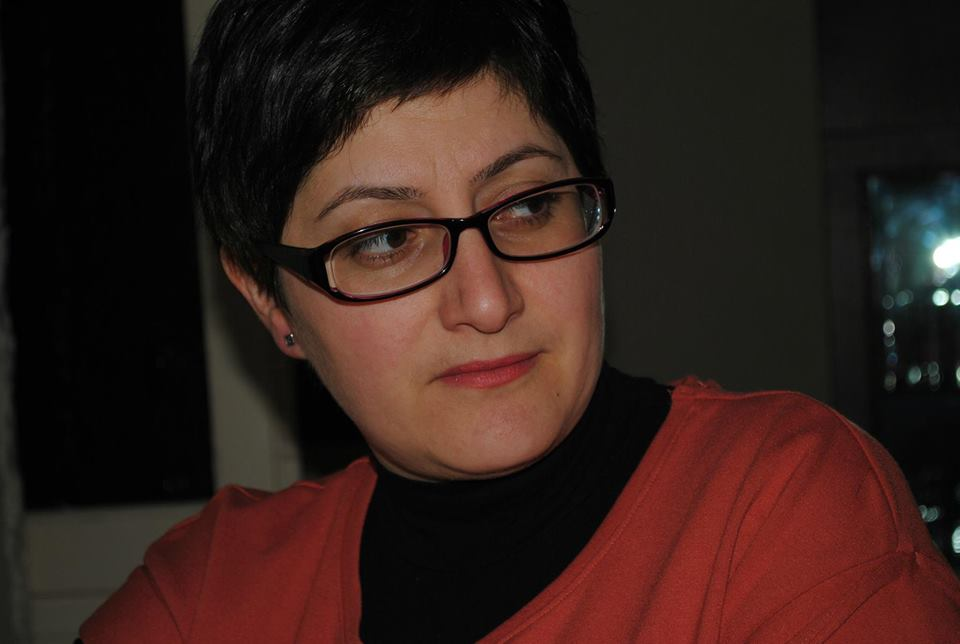 Anahit Danielyan<br>Photo credit: Mariam Sargsyan, 2014