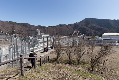 view point for Yamanashi maglev test line