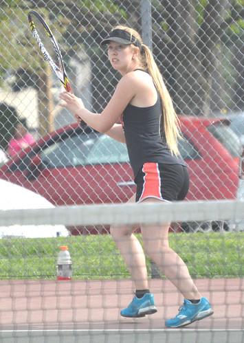 Tennis - Alannah Lewis 2 - 04282016