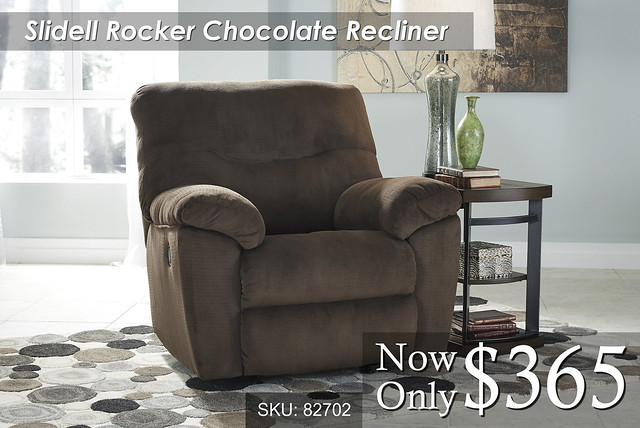 Slidell Rocker Recliner