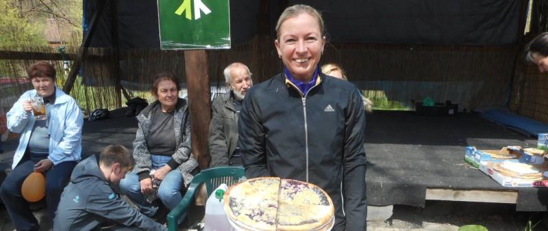 Kamínková v Bělkovicích opět posunula traťový rekord