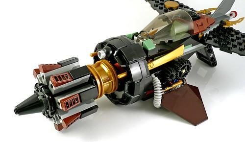 LEGO Ninjago 70747 Boulder Blaster 18