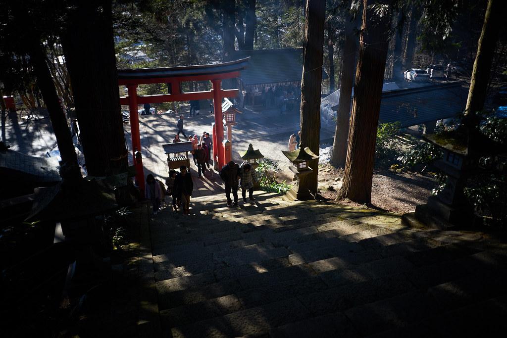 日枝神社(高山市)