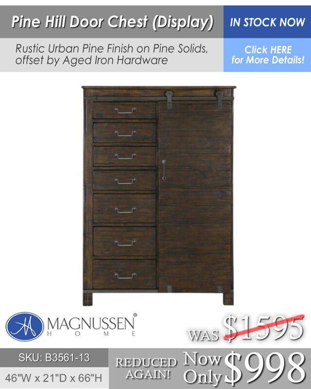Pine Hill Chest SP