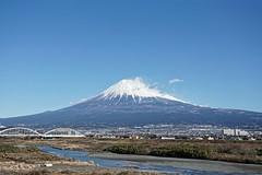 Mt. Fuji. 富士山。