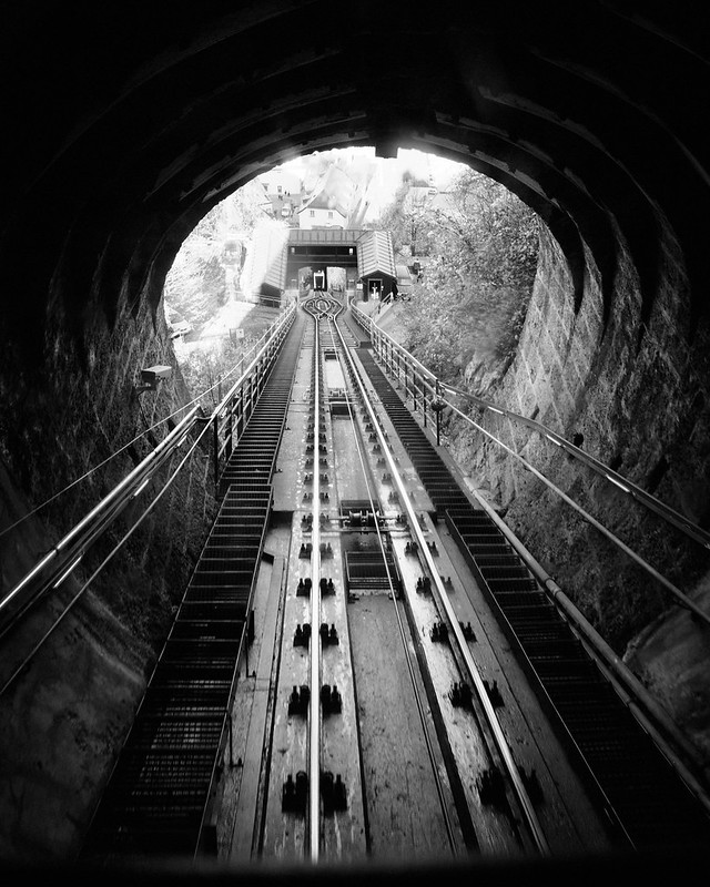 Salzburg Funicular-1