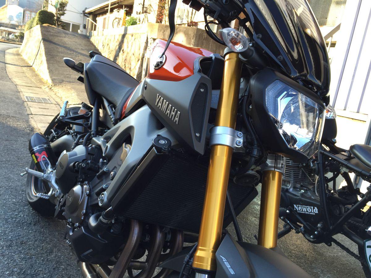 Yamaha MT-09#1