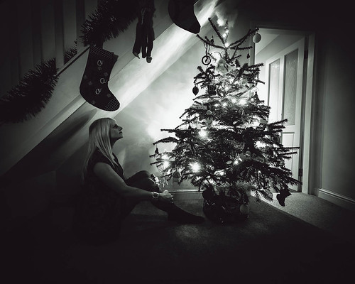 Underneath the Christmas tree // 25 12 15