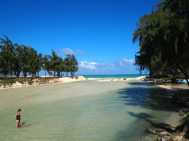 PB280448 Kailua Beach Park(カイルア・ビーチ・パーク) ハワイ