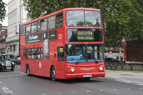 London United TLA17 SN53KHR