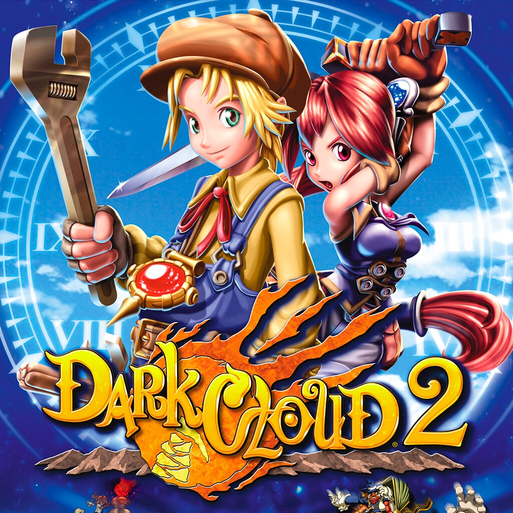 Dark Cloud 2 (PS2)