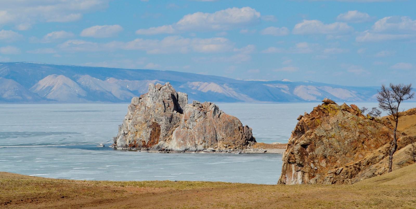 Остров Ольхон (Байкал)