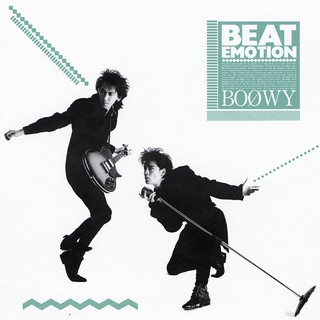 BEAT EMOTION | BOØWY