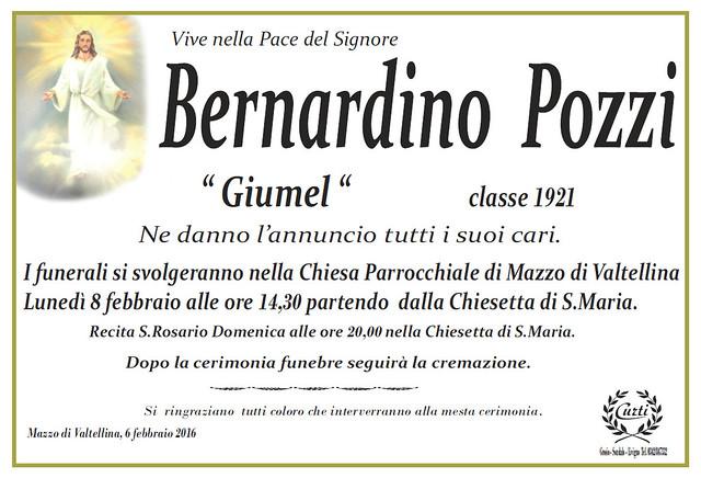 Pozzi Bernardino