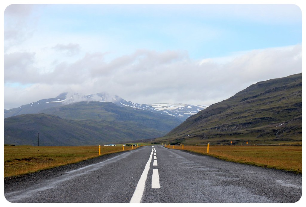drive the ring road iceland