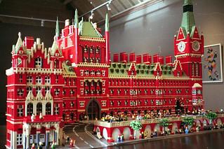Lego St. Pancras