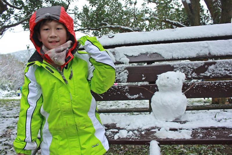 2016-台北陽明山-瑞雪-難得一見的雪白山景-17度C隨拍 (158)