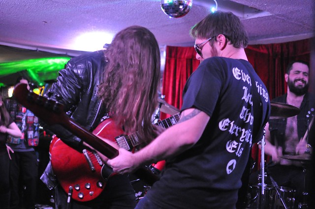 Motormouth at House of Targ