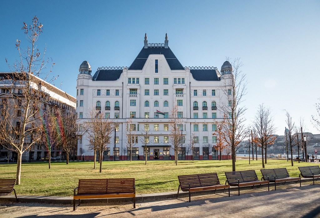 Hotels Near Buda Castle Budapest