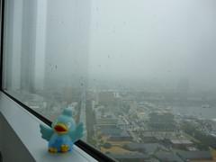 Ducklett in Chiba, CHiba 5 (Chiba Port Tower)