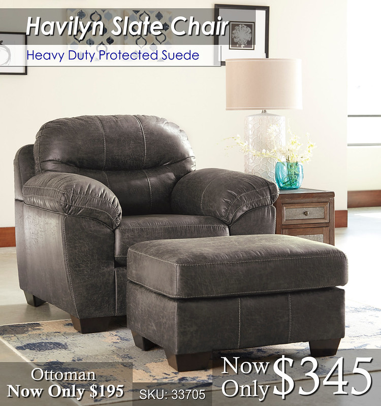 Havilyn Slate Chair