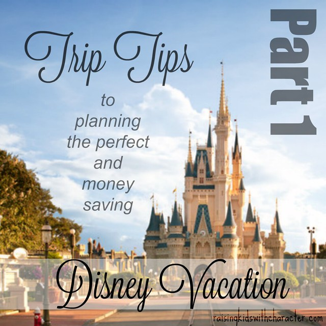 "Podcast notes for ""Part 1 Trip Tips to Planning the Perfect and Money Saving Disney World Vacation"""