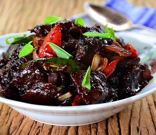 resepi daging kambing masak hitam  descargar Resepi Lamb Chop Goreng Enak dan Mudah