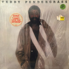 TEDDY PENDERGRASS:TEDDY PENDERGRASS(JACKET A)
