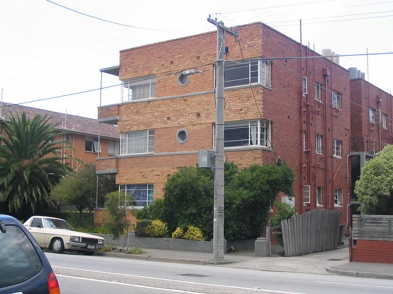 Hotham Street, East St Kilda, February 2006