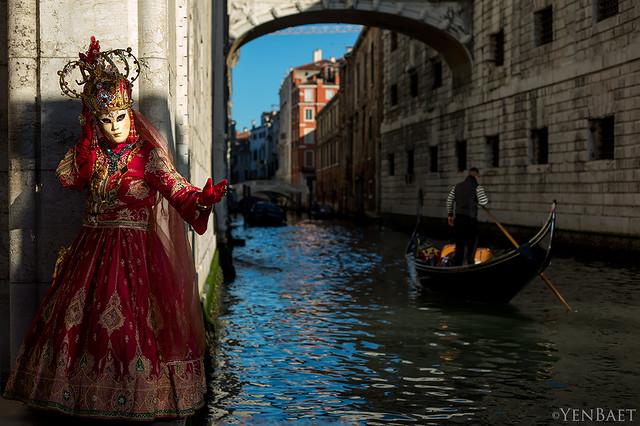 Venice - Carnevale di Venezia 2016