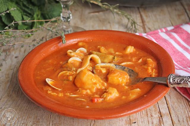 Andrajos con bacalao de Jaen www.cocinandoentreolivos.com (36)