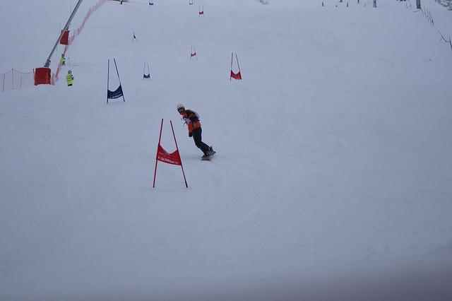 20161231 - Championnat Fédéral de Ski Alpin et Snowboard à la Toussuire - Course