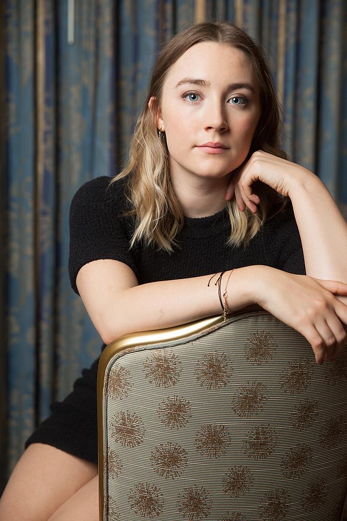 Сирша Ронан — Фотосессия для «Бруклин» на «TIFF» 2015 – 27
