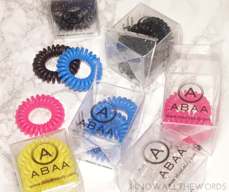 abaa beauty incredible hair rings