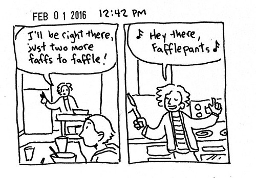 Hourly Comic Day 2016 - 12:42pm