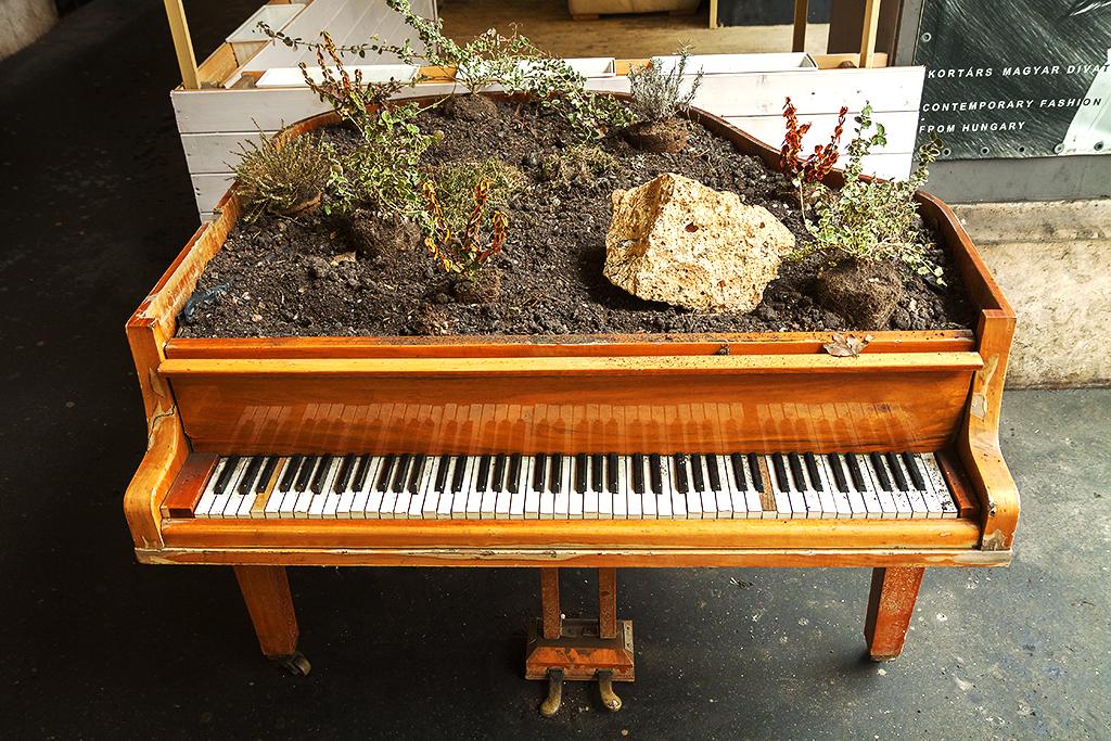 Piano--Budapest