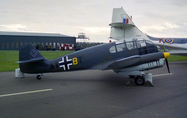 A1+BT G-APRR Aero 45