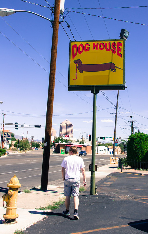 Breaking Bad kuvauspaikat, Albuquerque: Dog House
